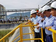 政府对台塑河静钢铁公司环境事故克服工作给予好评