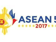 印尼、柬埔寨和老挝举行东盟成立50周年庆祝活动
