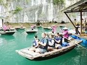 越南广宁省:实现下龙湾旅游服务多样化