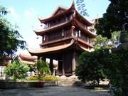 具有400多年的历史的神光寺