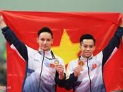 第29届东南亚运动会:越南体操运动员夺得3枚金牌