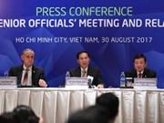APEC第三次高官会正式闭幕