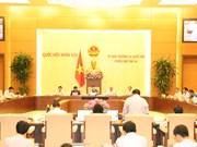 越南第十四届国会常委会第十四次会议正式开幕(组图)