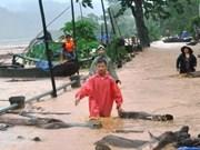 政府总理要求做好防范暴雨洪灾工作