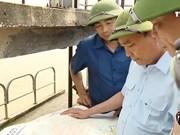 越南政府总理阮春福赴宁平省考察抗洪救灾工作