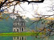 越南河内市跻身全球10大快速增长旅游目的地城市名录