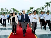 泰国媒体高度评价越南作为2017年APEC会议东道国的作用