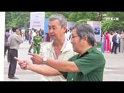 越南-俄罗斯浓厚友谊图片展 在胡志明市开展