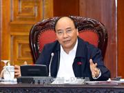 越南政府总理阮春福即将出席在菲律宾举行的东盟峰会