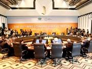 越南国家主席主持APEC第25次领导人会议