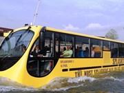 胡志明市首条水上巴士投运在即