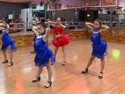 体育舞蹈——让孩子们跳出自我