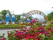 2018戊戌年阮慧花街将呈现胡志明市新面貌