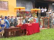 20支国际艺术团报名参加2018年顺化文化节