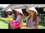 胡志明市继续实现旅游产品多样化