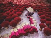 春节——香火销售旺季