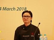 澳大利亚越裔厨师成为越航全球饮食大使