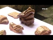 考古专家在升龙皇城敬天殿正殿发现宝贵线索