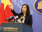 越南要求中国为维护东海和平稳定采取负责任的行动