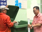 提高人民对垃圾分类工作的意识