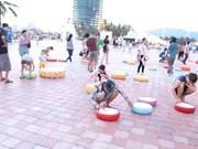 岘港市严格处置旅游不文明行为