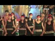 来越南各民族文化旅游村探索西原文化