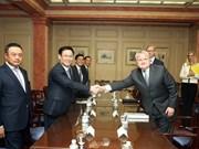 美国重视与越南友好和全面合作关系