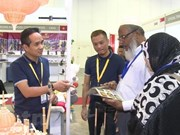 越南参加2018年第二届亚洲国际特色健康食品