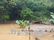 老挝领导人致电慰问越南三号台风灾区灾民