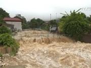 """台风""""山神""""给越南道路系统造成巨大经济损失"""
