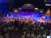 首次越南木偶戏节在胡志明市热闹登场