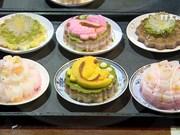 水晶果冻月饼为中秋节增添色彩