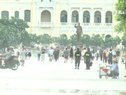 胡志明市将开设多条步行街