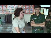 越南派出二级野战医院赴南苏丹执行维与医疗任务