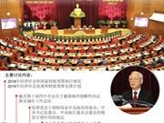 图表新闻:越共第十二届中央委员会第八次全体会议