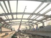 首都河内拟投资兴建10条城铁