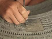 清化省茶东村的青铜铸造工艺(组图)