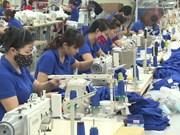 订单量猛增和各项FTA生效助推越南纺织行业发展