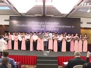 德国为越南劳动者进行免费职业培训