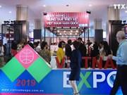 2019年越南国际贸易博览会在河内开幕