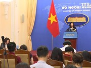 越南强烈谴责中国渔船对东海环境造成损害的行为