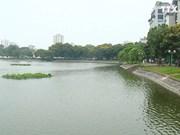 改善河内泻湖环境质量  增强泻湖景观功能