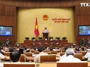国会代表对质询活动给予高度评价