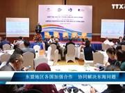 东盟地区各国加强合作  协同解决东海问题