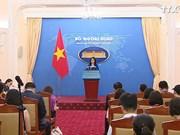 越南外交部例行记者会在河内举行