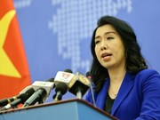 外交部例行记者会受国内外媒体记者的关注