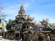 组图:灵福寺——大叻著名信仰文化旅游景点
