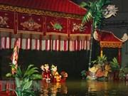 越南木偶戏表演富有民族文化特色,充分体现越南人道德