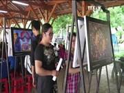 2016年越南遗产摄影大赛展亮相芽庄市