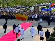 柬埔寨庆祝独立63周年